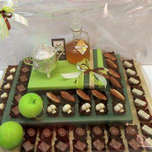 עיצוב שוקולדים אקסקלוסיבי לראש השנה