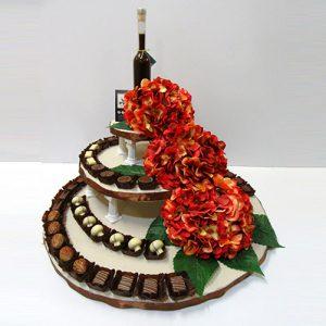 שוקולד ופרחים