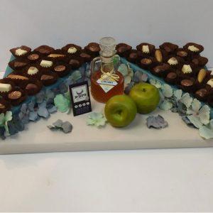 עיצוב שוקולד לראש השנה מבית עיצובית