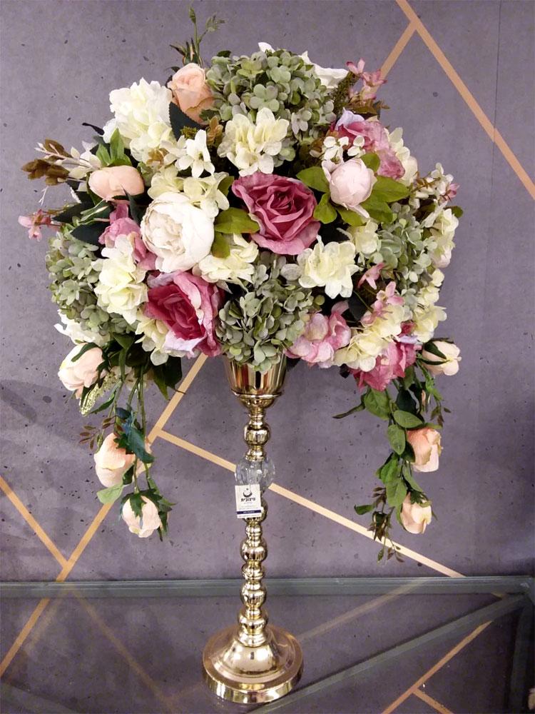 פרחים עיצובית